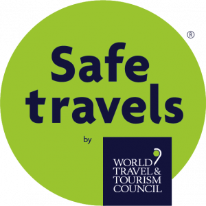 WTTC Safe Travels Stap